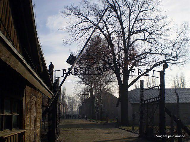 Um dia em Aushwitz-Birkenau na Polônia