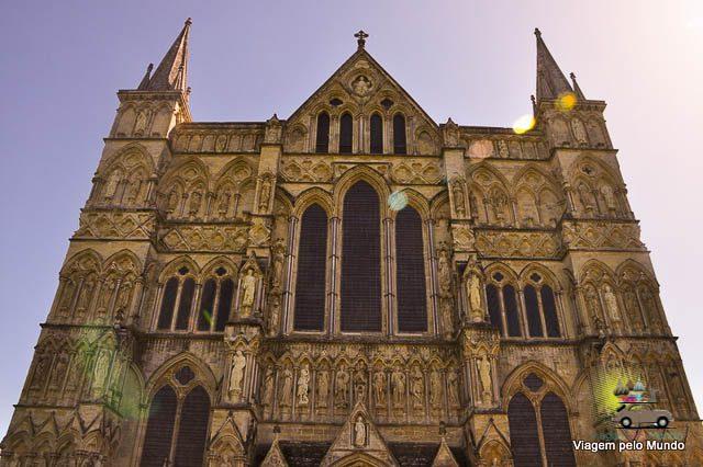 Catedral de Salisbury - Inglaterra