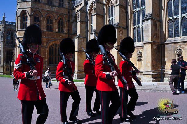 Castelo de Windsor: como chegar