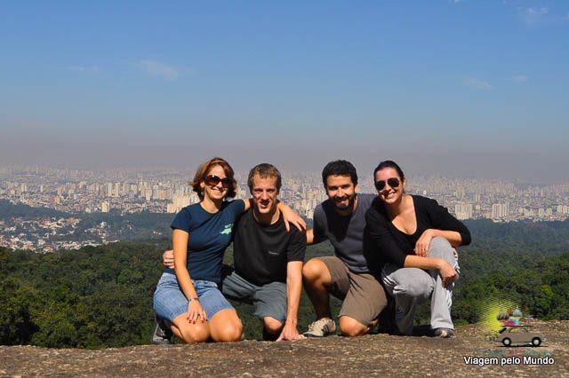 Núcleo da Pedra Grande em São Paulo