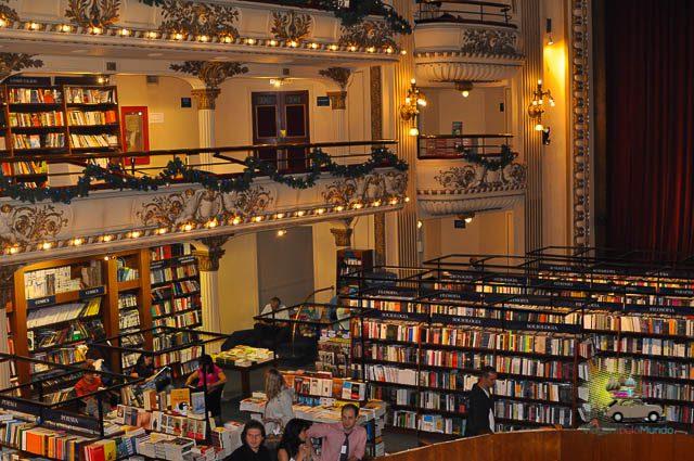 Livraria El Ateneo Buenos Aires-2