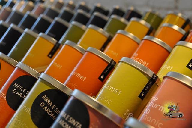 The Gourmet Tea em Pinheiros: uma linda casa de chá em SP