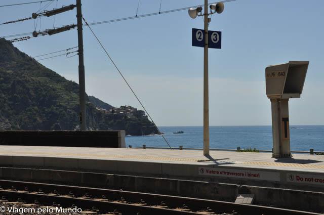 Como ir de trem de Florença a Cinque Terre