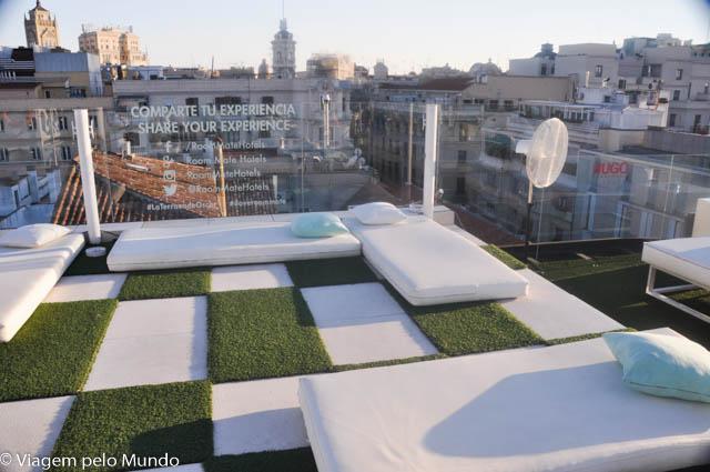 Onde ficar em Madri (Espanha): Hotel Room Mate Oscar