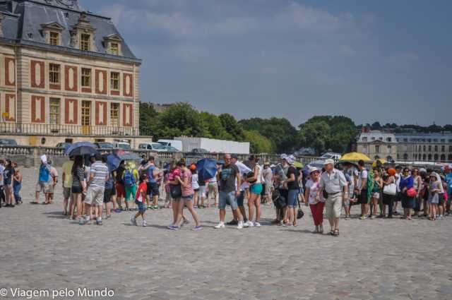 Palácio de Versalhes – França: bate-volta desde Paris, Viagem pelo Mundo blog