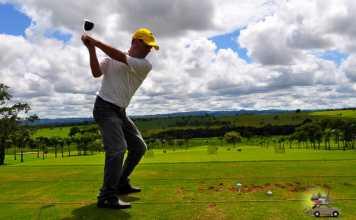Broa Golf Resort em Brotas - a estrutura