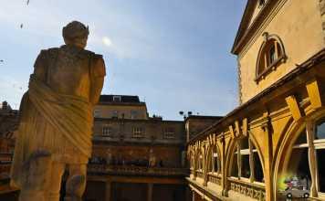 O que fazer em Bath, Inglaterra: roteiro de 1 dia
