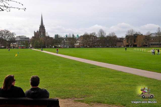 O que fazer em Cambridge-7