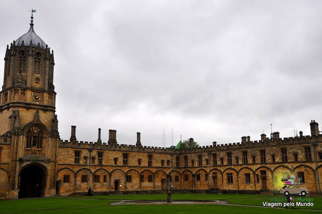 Roteiro de 1 dia em Oxford - Inglaterra