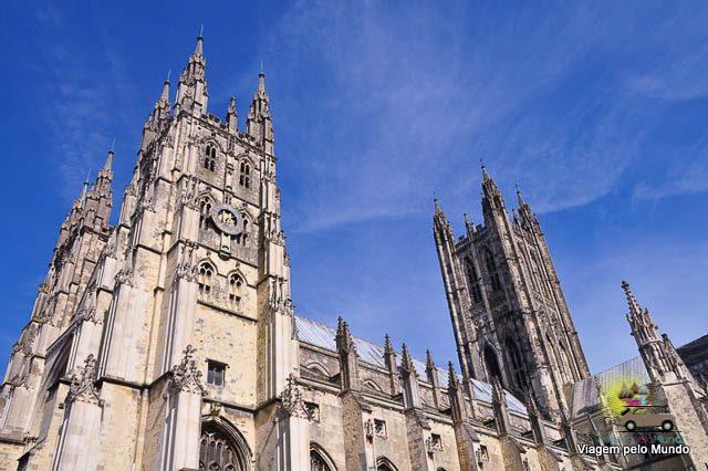 Catedral de Canterbury_