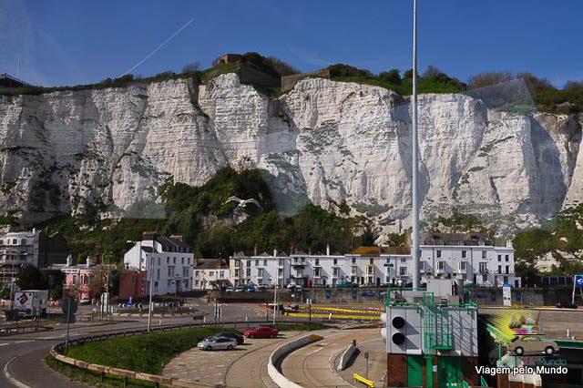 Para conhecer Dover - Inglaterra