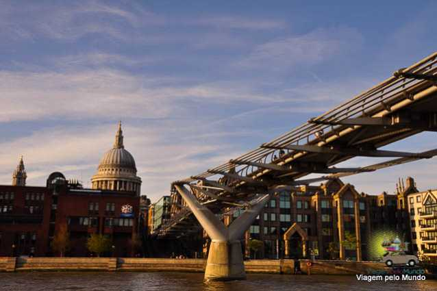 Passeio barco Tâmisa Londres-5