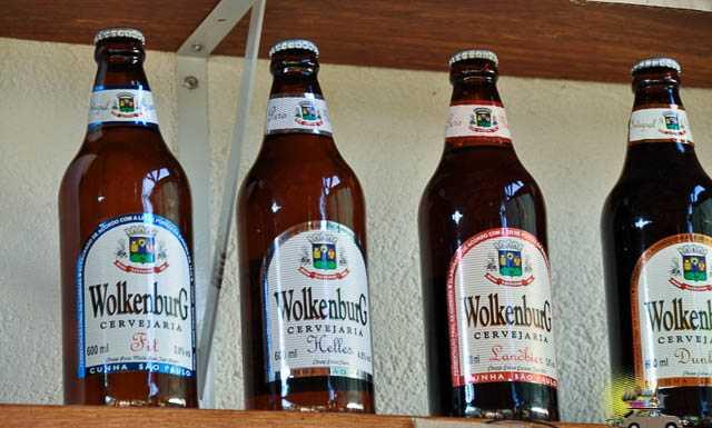 Wolkenburg: cervejaria artesanal em Cunha