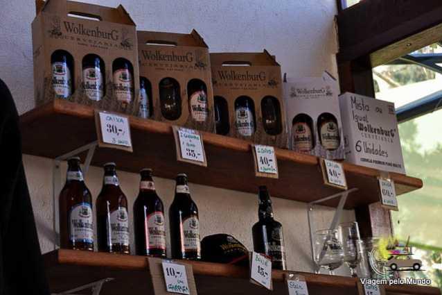 Cervejaria Wolkenburg Cunha
