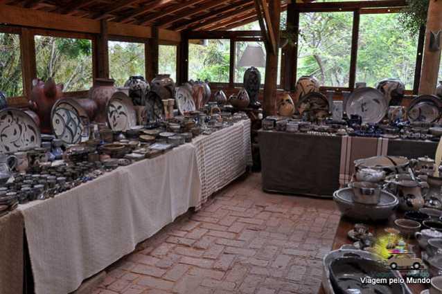 Ateliês cerâmica em Cunha