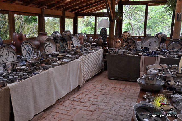 Os melhores ateliês de cerâmica em Cunha