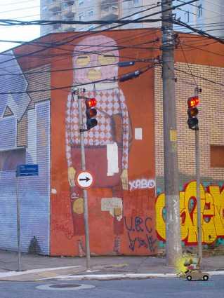 Roteiro grafite gemeos SP