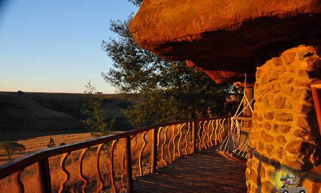 Antbear Guesthouse Drakensberg