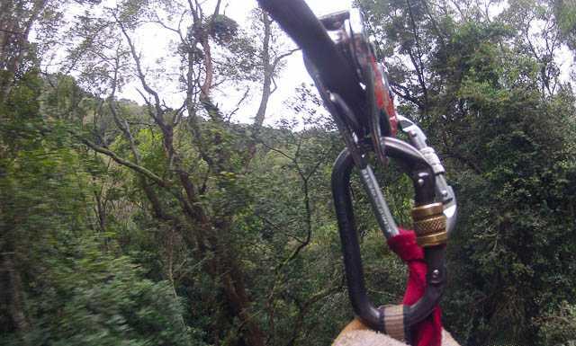 Karkloof Canopy Tour: tirolesa na África do Sul!