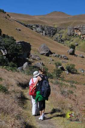 O que fazer em Drakensberg-4