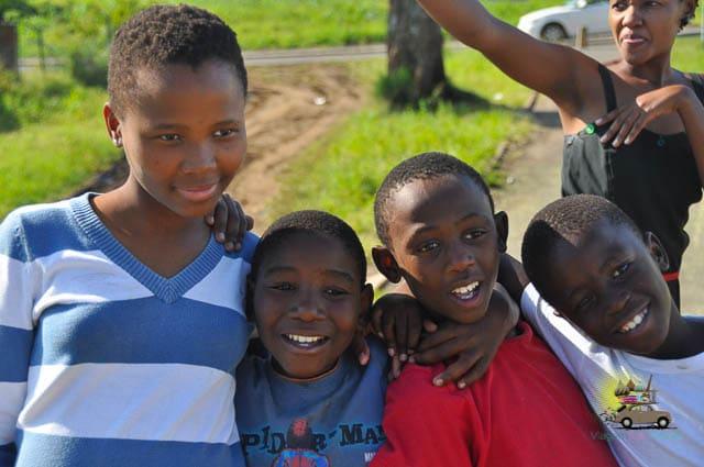 A minha experiência ao visitar a township KwaMashu em Durban, África do Sul