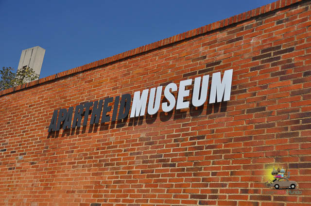 Museu do Apartheid Joanesburgo
