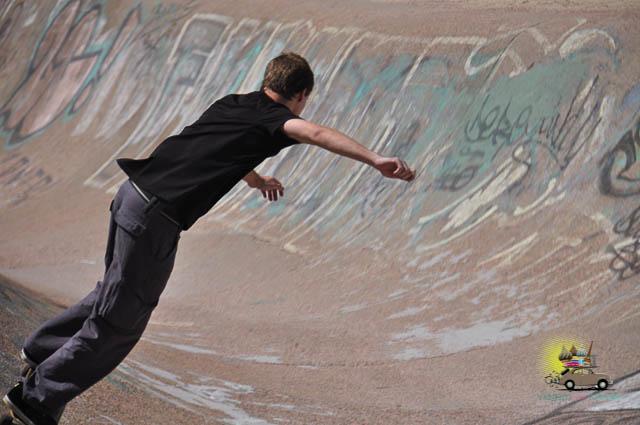 Pista de Skate Marinha Porto Alegre-2