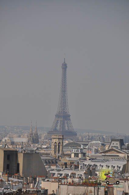 Museu Centre Georges Pompidou em Paris, França