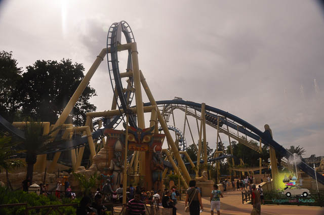 Parque Asterix Paris. (8)