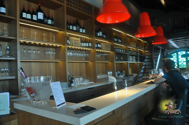 Degustação vinícola Avignonesi, Montepulciano - Toscana