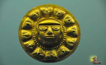 Museu do Ouro Cartagena