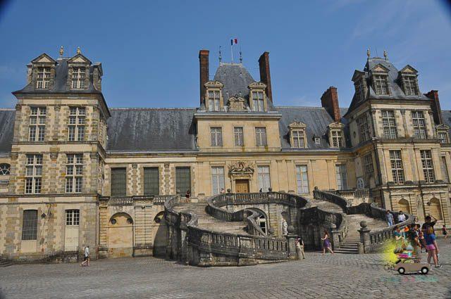 Palácio de Fontainebleau:o que visitar em Paris