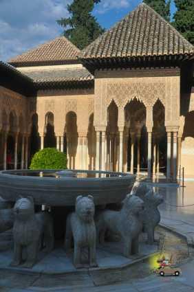 Alhambra em Granada-8