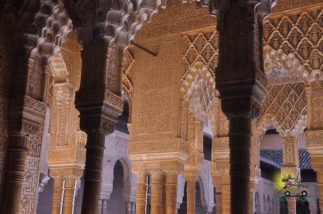 Alhambra em Granada-9