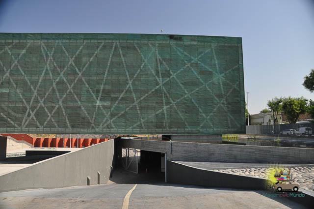 Museu da Memória Santiago do Chile