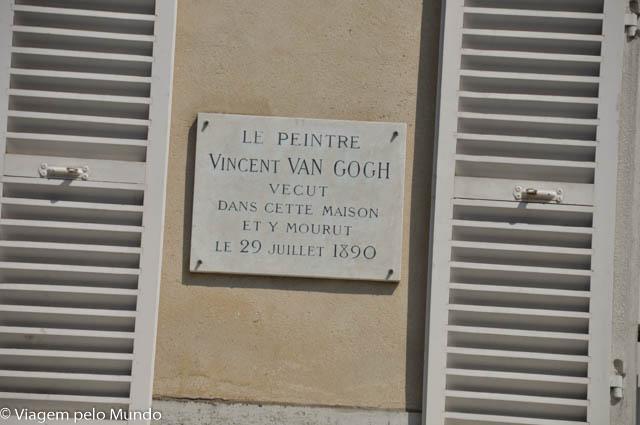 Auvers-Sur-Oise (França) e Van Gogh: como chegar