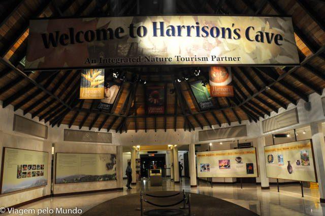 Harrison's Cave: uma linda caverna em Barbados - Caribe