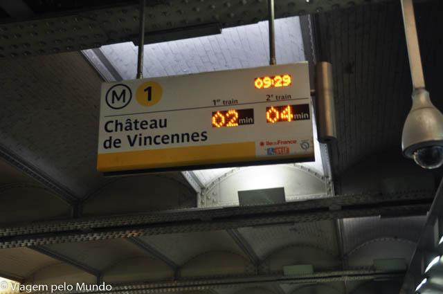 Metrô em Paris: como usar e comprar passes
