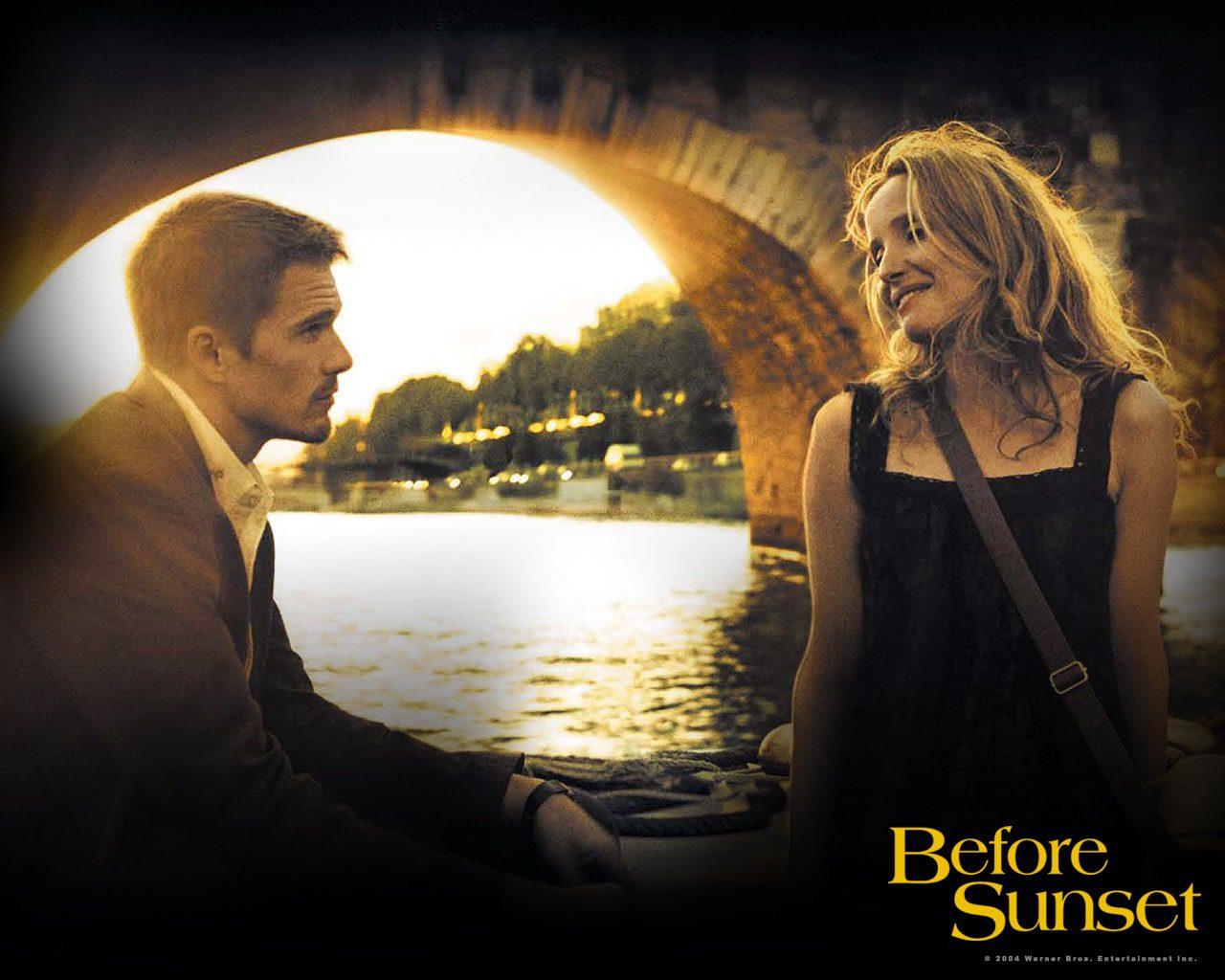 Paris no roteiro do filme Antes do Por do Sol