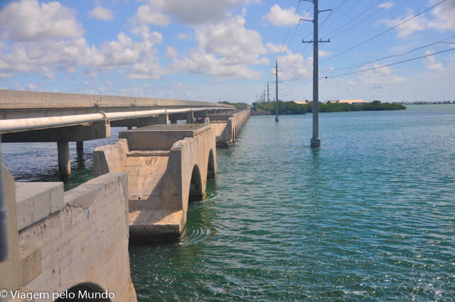 Viagem de carro de Miami a Key West com a Sixt