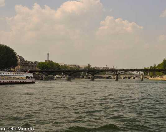 Passeio de barco Sena, Paris