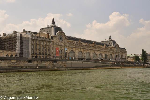 Passeio de barco Sena, Paris (3)