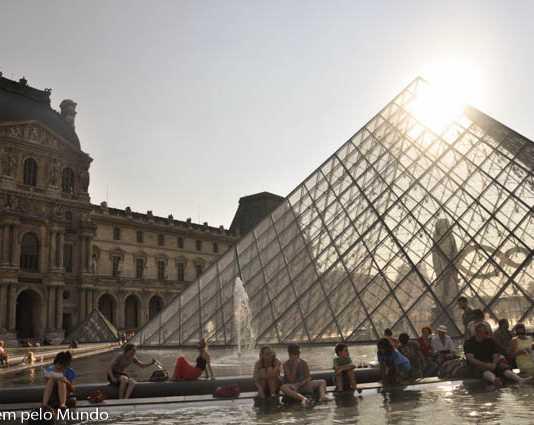 Roteiro 8 dias em Paris