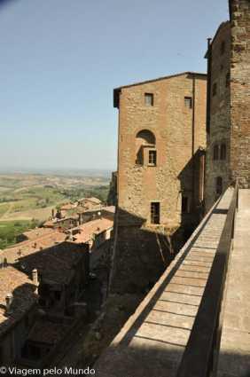 Roteiro de carro pela Toscana, Itália