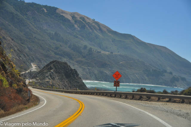 Roteiro carro California