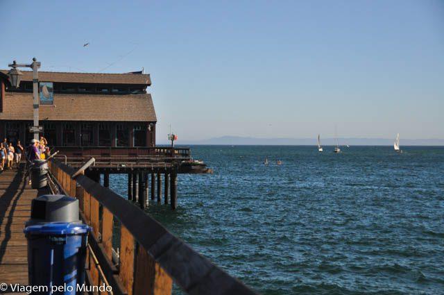 Roteiro de carro de San Francisco a San Diego na Califórnia