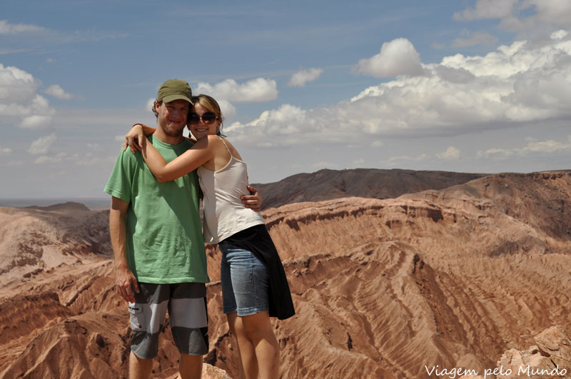 Passeio de bike Atacama