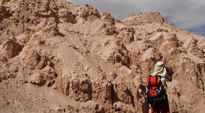 Vale da Morte Deserto do Atacama