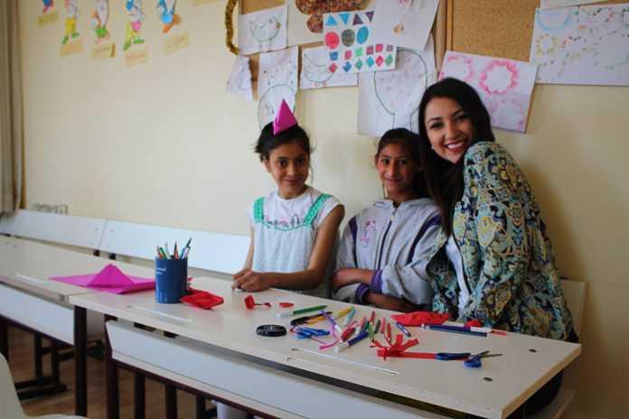 Trabalho voluntário na Tunísia, Grécia, Turquia e Portugal