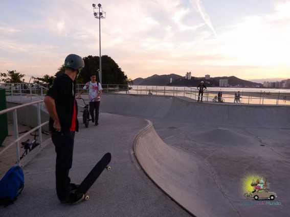 Pista de Skate Quebra-mar-2